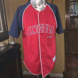 Angels fan?  Women's jersey.  Great condition.